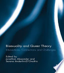 Bisexuality and Queer Theory