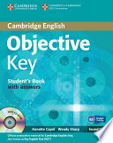 Objective Key Student s Book with Answers with CD ROM