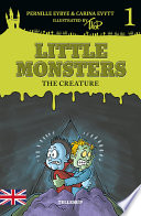 Little Monsters 1 The Creature book