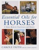 Essential Oils for Horses