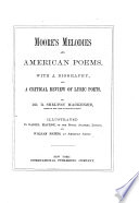 Moore s Melodies and American Poems Book PDF