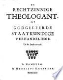 Theologant
