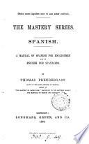 The Mastery series  Spanish