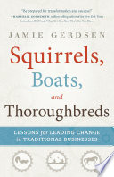 Squirrels  Boats  and Thoroughbreds