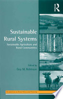 Sustainable Rural Systems book