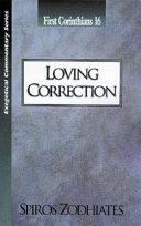 Loving Correction