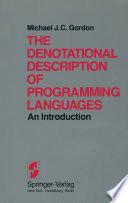 The Denotational Description of Programming Languages