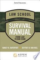 Law School Survival Manual
