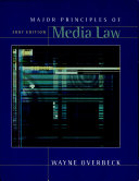 Major Principles of Media Law  2007