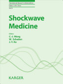 Shockwave Medicine : therapy, a relatively new clinical specialty in...