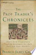 The Prop Trader s Chronicles