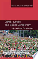 Crime  Justice and Social Democracy