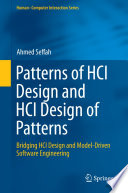 Patterns of HCI Design and HCI Design of Patterns Everyday Lives This Book Investigates How We