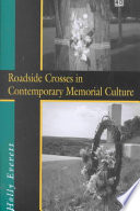 Book Roadside Crosses in Contemporary Memorial Culture