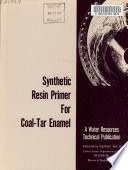Synthetic Resin Primer for Coal tar Enamel Book PDF