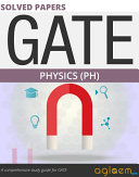 GATE Solved Papers for Physics  PH