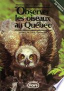 illustration Observer les Oiseaux au Québec