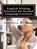 English Writing Exercises for Second Language Learners