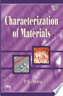CHARACTERIZATION OF MATERIALS