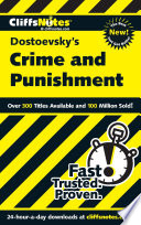 CliffsNotes on Dostoevsky s Crime and Punishment