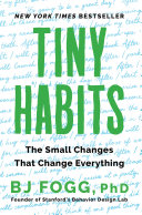cover img of Tiny Habits
