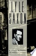 Lyle Saxon