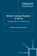 download ebook british colonial realism in africa pdf epub