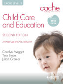CACHE Level 3 Child Care and Education  2nd Edition