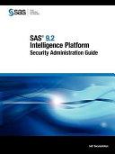 SAS 9 2 Intelligence Platform