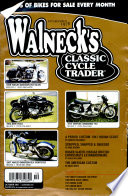 WALNECK'S CLASSIC CYCLE TRADER, OCTOBER 2003