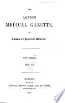 London Medical Gazette