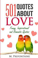 501 Quotes about Love