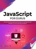 Javascript For Gurus