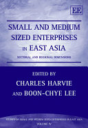 Small and medium sized enterprises in East Asia