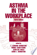Asthma in the Workplace  Third Edition