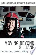 Moving Beyond G I  Jane