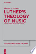 Luther   s Theology of Music