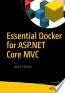 Essential Docker For Asp Net Core Mvc