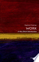 Work A Very Short Introduction