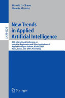 New Trends In Applied Artificial Intelligence