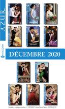 Pack mensuel Azur : 11 romans + 1 gratuit (Décembre 2020) Book