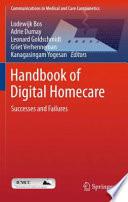 Handbook of Digital Homecare