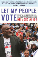 Book Let My People Vote