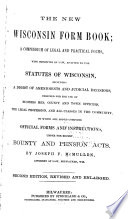 The New Wisconsin Form Book