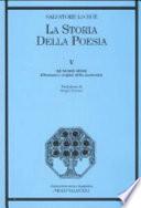 La storia della poesia  Le nuove muse   ellenismo e origini della modernit