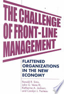 The Challenge of Front line Management