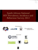 South African National Hiv Prevalence Incidence And Behaviour Survey 2012