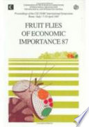 Fruit Flies of Economic Importance 87