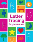 Letter Tracing Book for Preschoolers