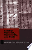 Kinship  Contract  Community  and State